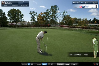 Golf Shot Replay
