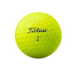 Titleist Pro V1x Vapor Ball, Yellow (L92+)