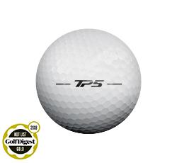 TaylorMade TP5 Ball (L95+)