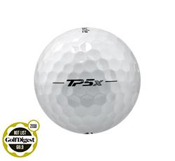 TaylorMade TP5x Ball (L48+)