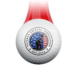 WGT Virtual Veteran Golfers Association Vapor Ball