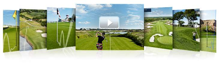Golf Shot Replays