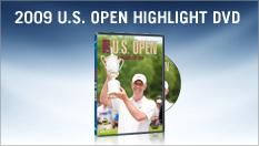 2009 U.S. Open Highlight DVD