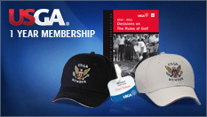 1-year Membership to USGA