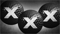 Sleeve of Max Slow Meter Balls