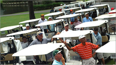 Playing spots in the 2010 World Amateur Handicap Championship