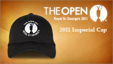 The Open 2011 Imperial Cap