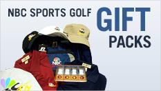 NBC Sports Golf Gift Packs