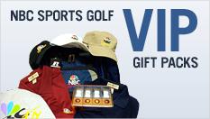 NBC Sports Golf VIP Gift Packs