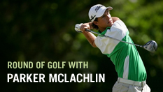 Round of Golf with Parker McLachlin