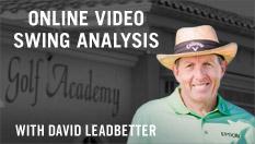 Online Swing Analysis From David Leadbetter