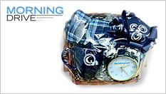 Morning Drive Gift Basket