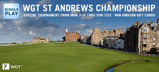 WGT St Andrews Championship