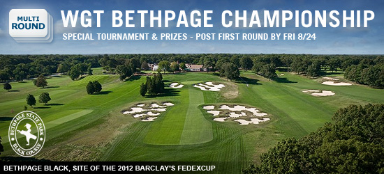 WGT Bethpage Championship