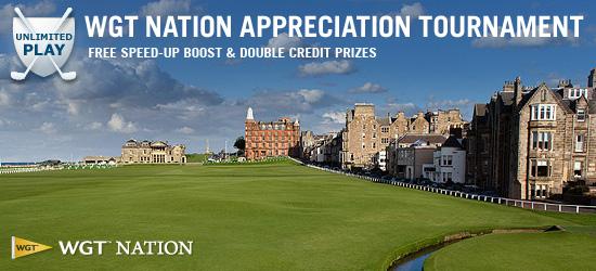 WGT Nation Appeciation Tournament