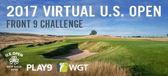 2017 Virtual U.S. Open - Front 9 Challenge