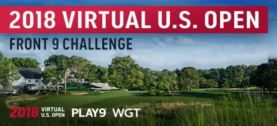 2018 Virtual U.S. Open - Front 9 Challenge