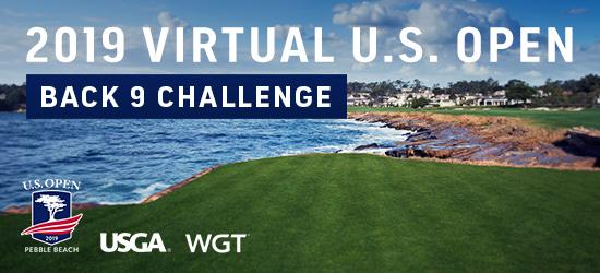 2019 Virtual U.S. Open - Back 9 Challenge