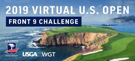 2019 Virtual U.S. Open - Front 9 Challenge