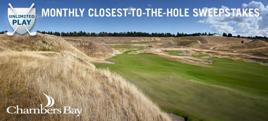 January Chambers Bay Sweeps