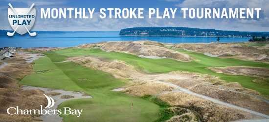 August Chambers Bay 9 Hole Unlimited