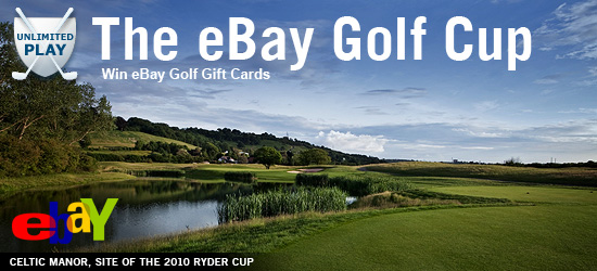 The eBay Golf Cup