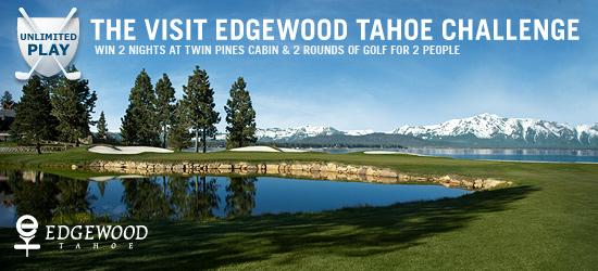 Visit Edgewood Tahoe Challenge