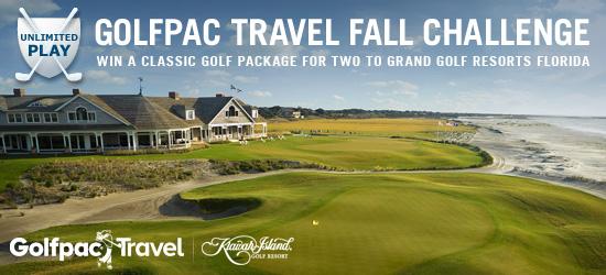 GolfPac Travel Fall Challenge