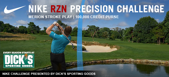 Nike RZN Precision Challenge