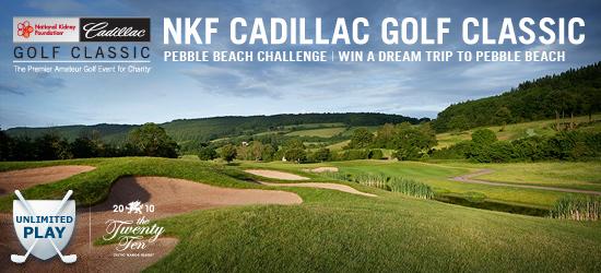 NKF Cadillac Golf Classic - Pebble Beach Challenge