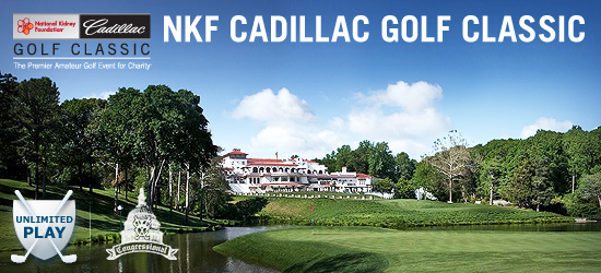 NKF Cadillac Golf Classic - Pebble Beach Challenge
