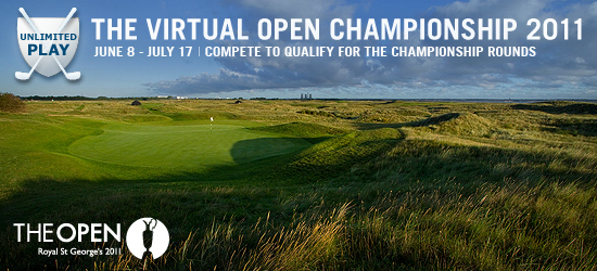The Virtual Open Qualifying Round