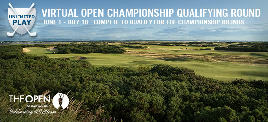 Virtual Open Championship Qualifier
