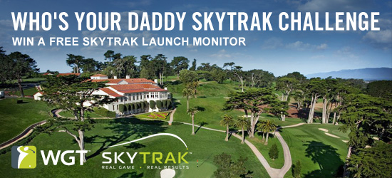 Who's Your Daddy SkyTrak Challenge