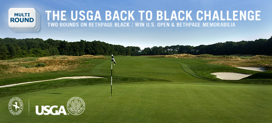 """The USGA """"Back to Black"""" Challenge"""