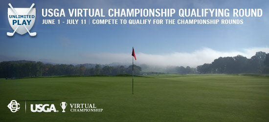 USGA Virtual Championship Qualifier