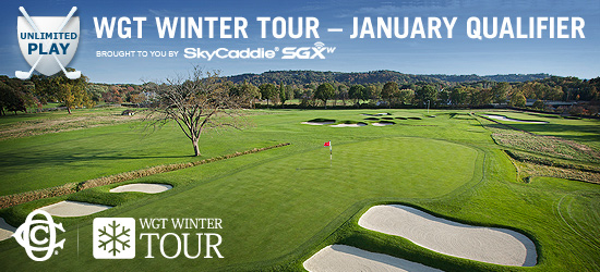 WGT Winter Tour – Jan Qualifier