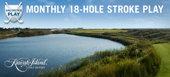 August Monthly Kiawah 18-Hole Unlimited