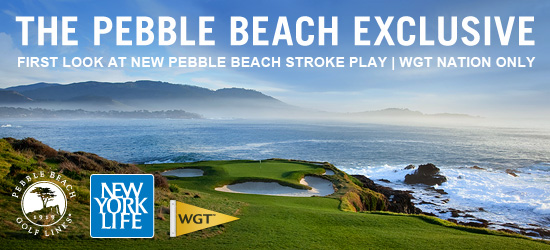 The Pebble Beach Exclusive
