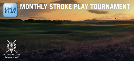 March St. Andrews Single Play 9 Hole