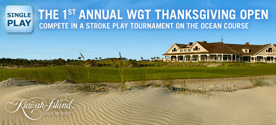 WGT Thanksgiving Open