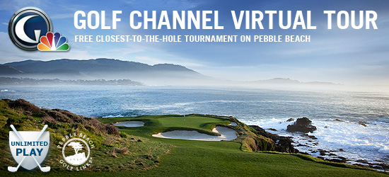 Golf Channel Virtual Tour – Pebble Beach