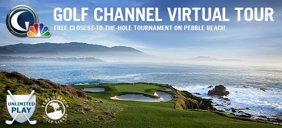 Golf Channel Virtual Tour – Pebble Beach