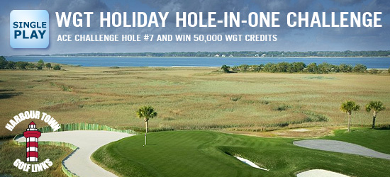 WGT Holiday Hole-in-One Challenge