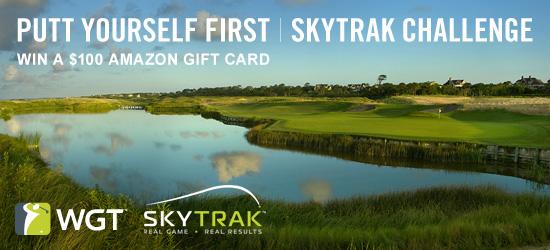 Putt Yourself First SkyTrak Challenge