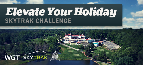 Elevate Your Holiday | SkyTrak Challenge
