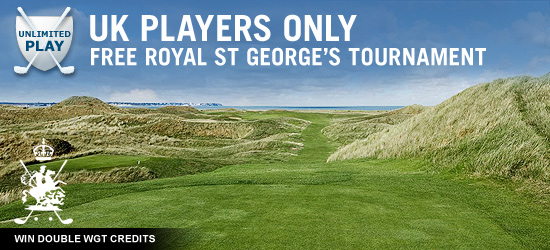 UK-Only Royal St George's Tournament